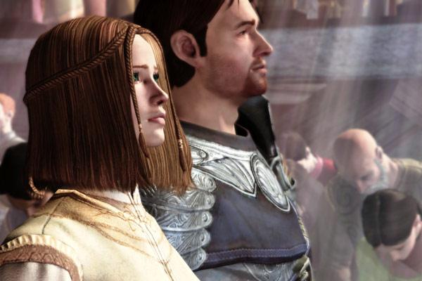 Dragon Age プレイ日記 -勝手にエンディング追加-